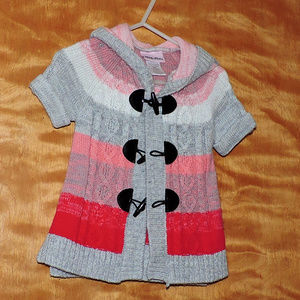 adorable hooded sweater size 24 months
